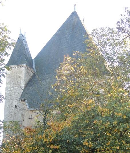 Photo du Monument Historique Château situé à Montreuil-le-Henri