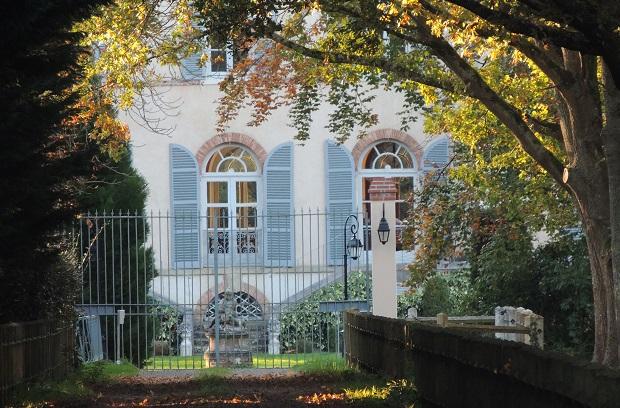 Photo du Monument Historique Château des Hunaudières situé à Mulsanne
