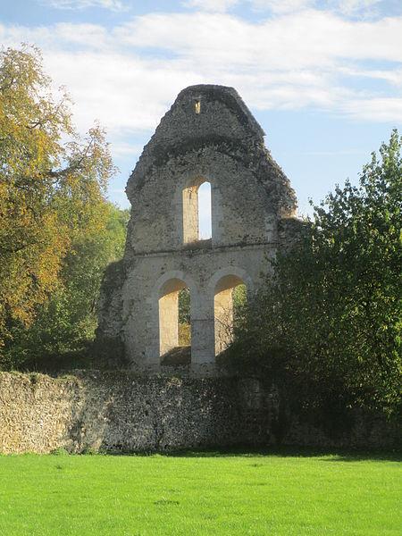 Photo du Monument Historique Abbaye de Perseigne situé à Neufchâtel-en-Saosnois