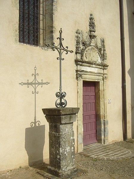 Photo du Monument Historique Eglise situé à Préval