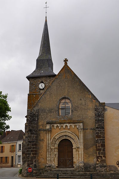Photo du Monument Historique Eglise Saint-Pierre situé à Requeil
