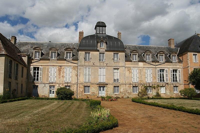 Photo du Monument Historique Château de Saint-Aignan situé à Saint-Aignan