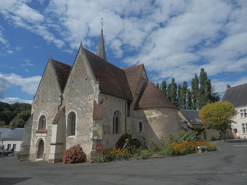 Photo du Monument Historique Eglise situé à Saint-Georges-de-la-Couée