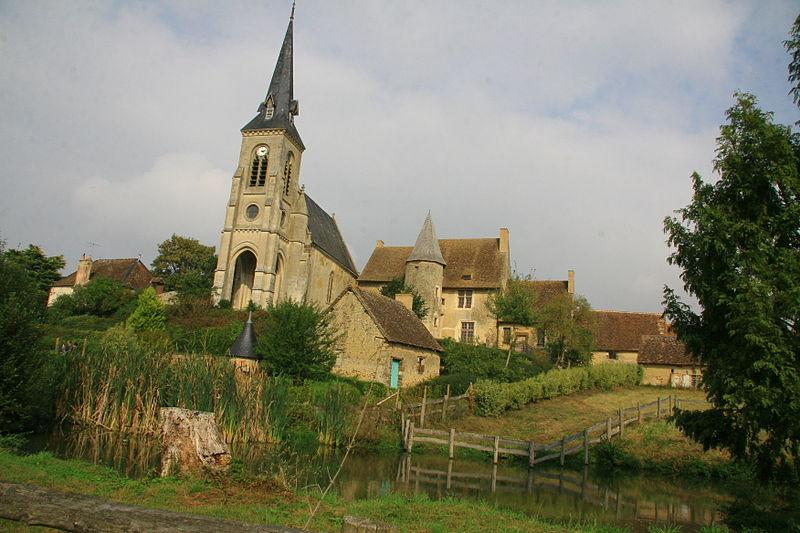 Photo du Monument Historique Chapelle Saint-Julien situé à Saint-Marceau