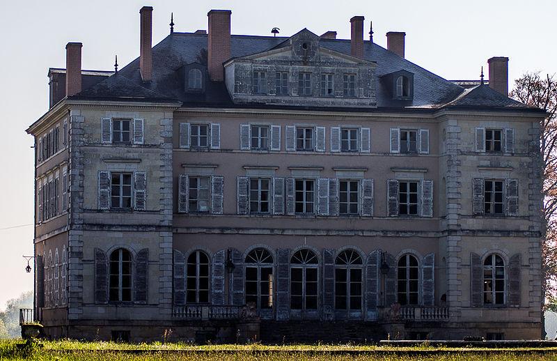 Photo du Monument Historique Château et parc de la Barbée (ensemble) situé à Bazouges-sur-le-Loir