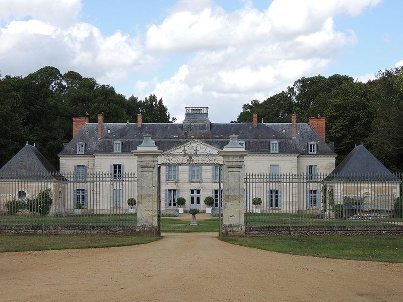Photo du Monument Historique Château du Petit-Perray situé à Vaas