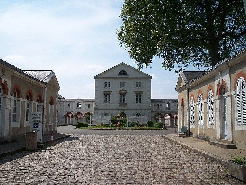 Photo du Monument Historique Ancien asile d'aliénés situé à Le Mans