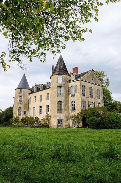 Photo du Monument Historique Château de Saint-Mars situé à Saint-Mars-la-Brière