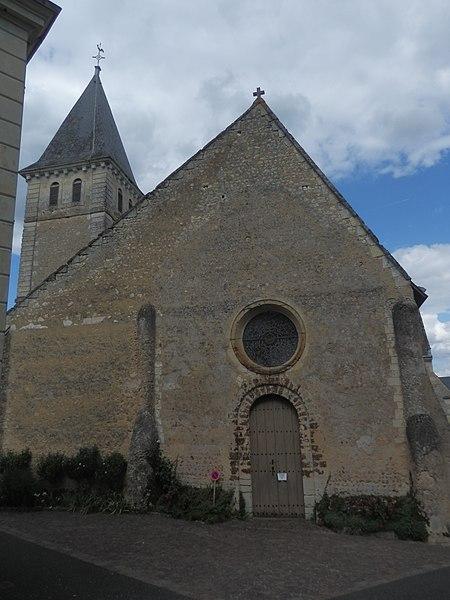 Photo du Monument Historique Eglise Notre-Dame situé à Courdemanche