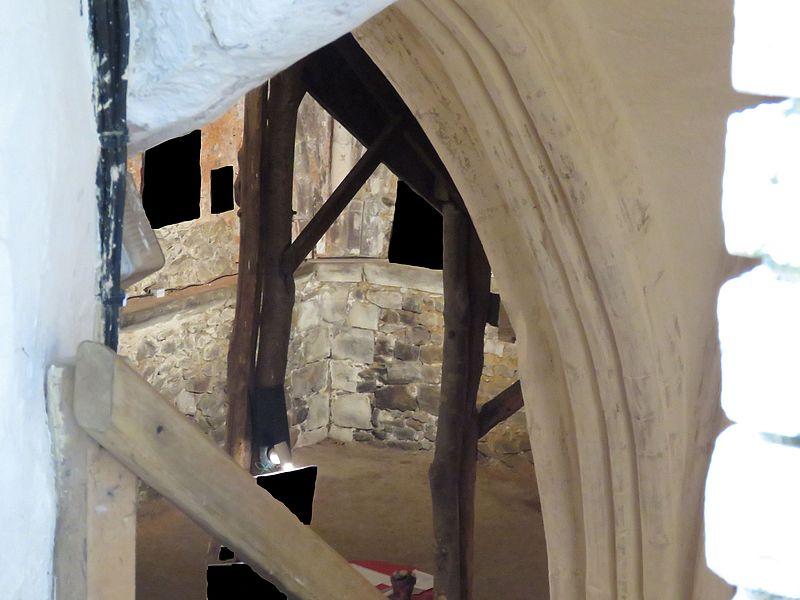 Photo du Monument Historique La Cave du Lion situé à Fresnay-sur-Sarthe