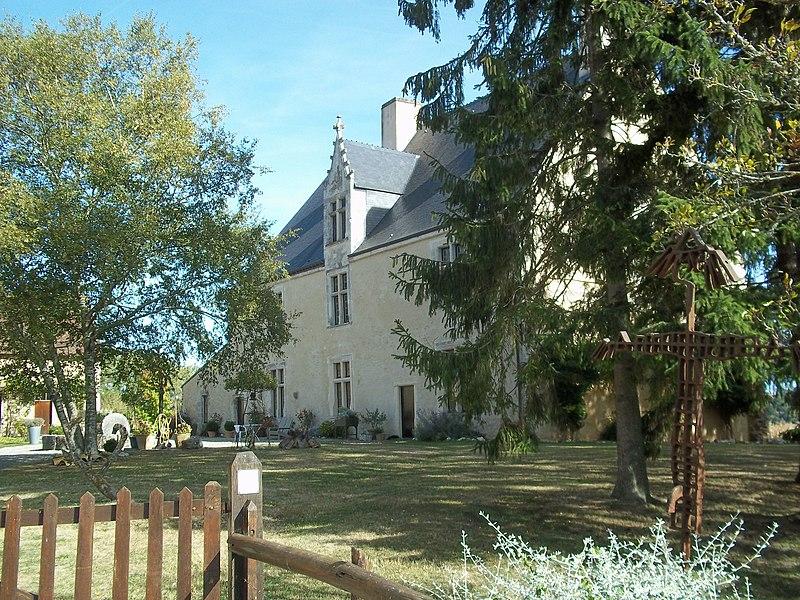 Photo du Monument Historique Manoir de Couesmes situé à Ancinnes
