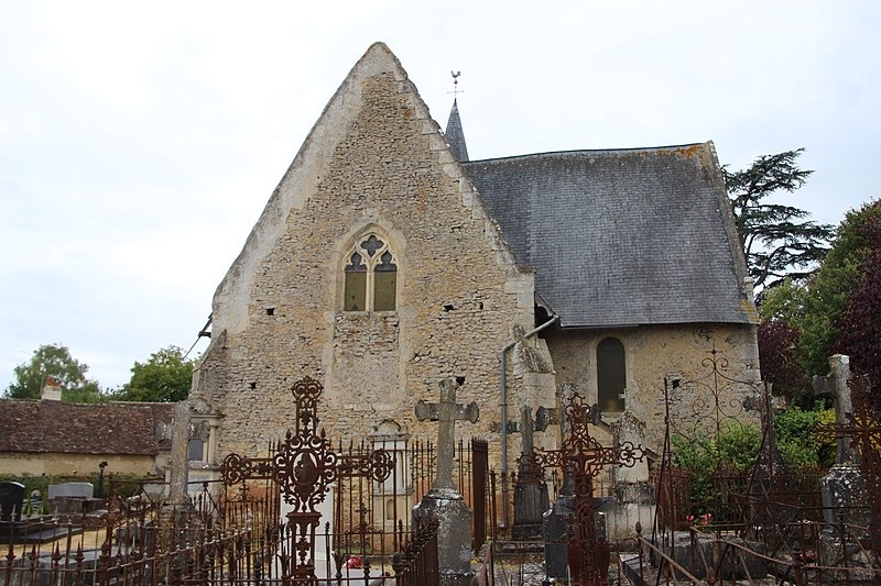 Photo du Monument Historique chapelle Notre-Dame-Pitié-Dieu situé à Crannes-en-Champagne