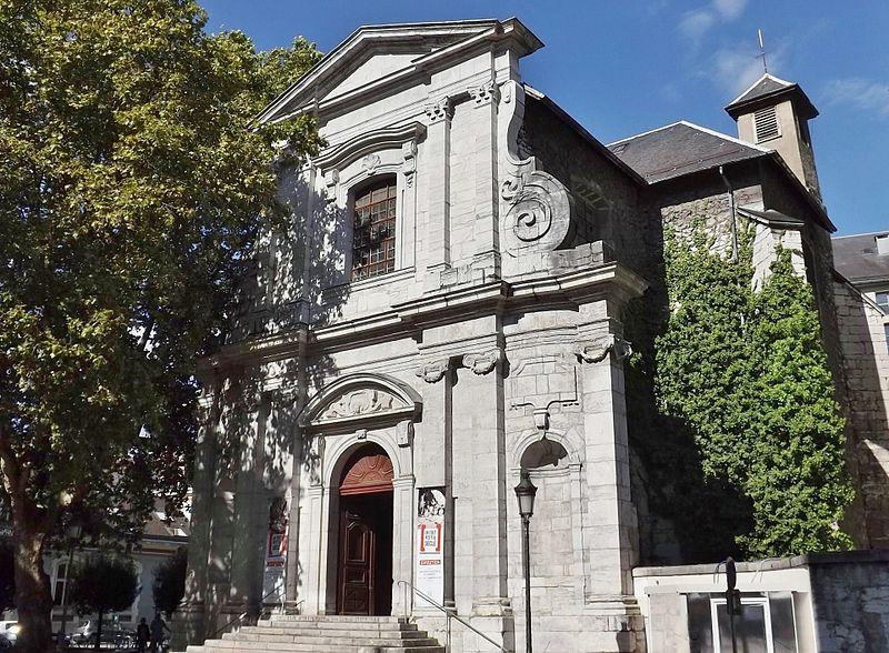 Photo du Monument Historique Lycée de garçons situé à Chambéry