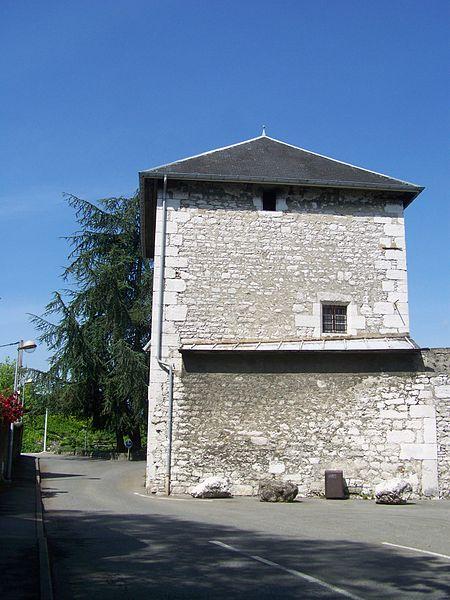 Photo du Monument Historique Couvent de la Visitation, de Lemenc situé à Chambéry