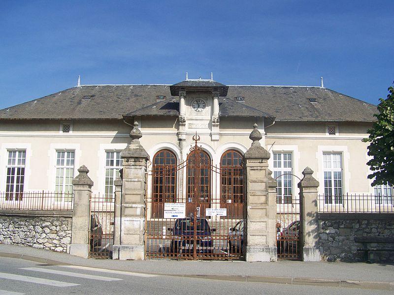Photo du Monument Historique Hôtel-Dieu situé à Chambéry
