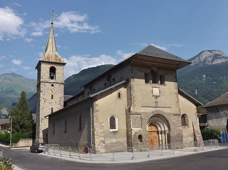 Photo du Monument Historique Eglise situé à La Chambre