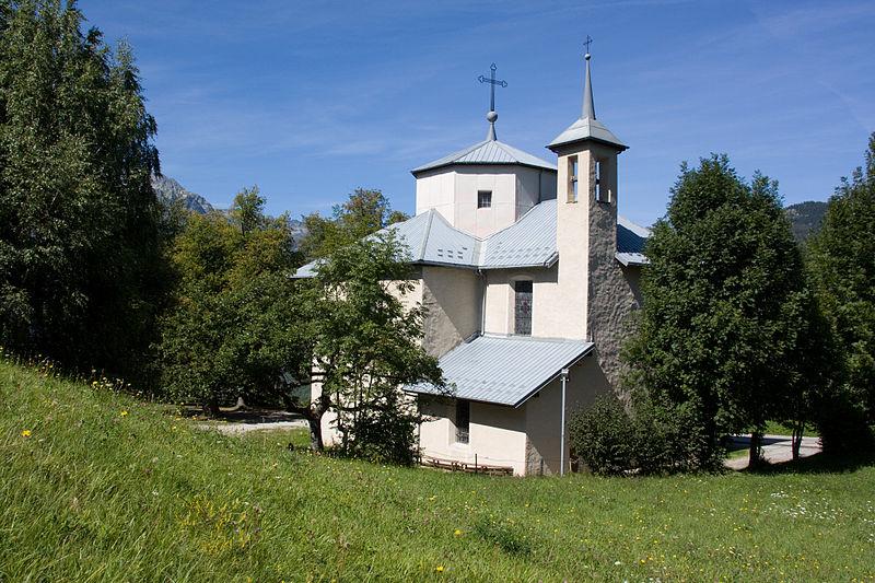 Photo du Monument Historique Chapelle Notre-Dame de Beaurevers situé à Montaimont