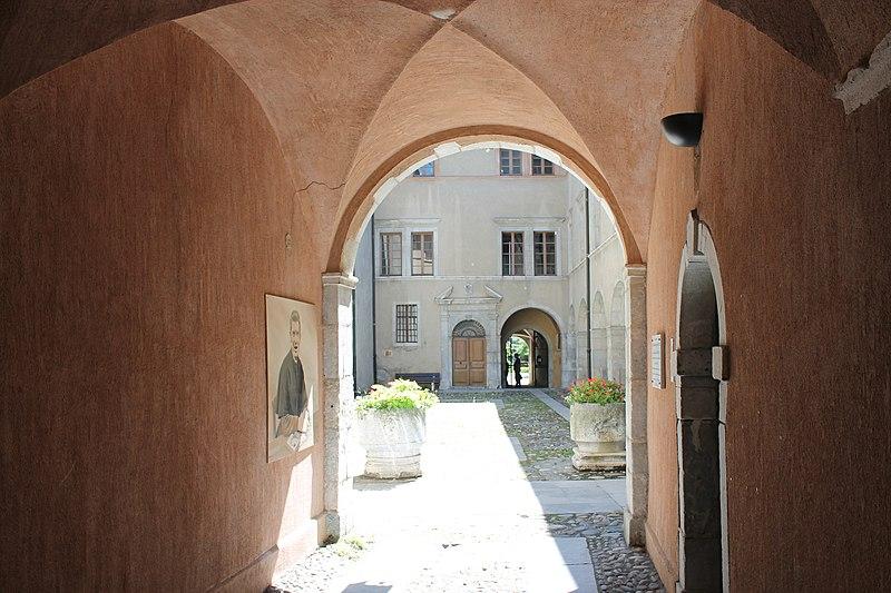 Photo du Monument Historique Evêché de Tarentaise situé à Moûtiers