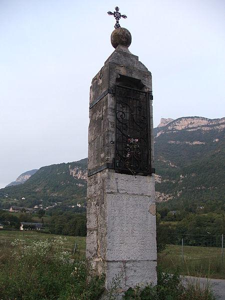 Photo du Monument Historique Oratoire Notre-Dame de Bon-Secours situé à Saint-Alban-Leysse