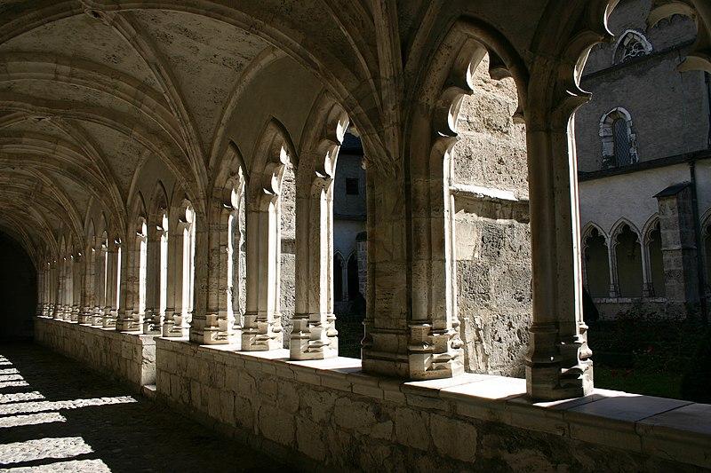 Photo du Monument Historique Cloître situé à Saint-Jean-de-Maurienne