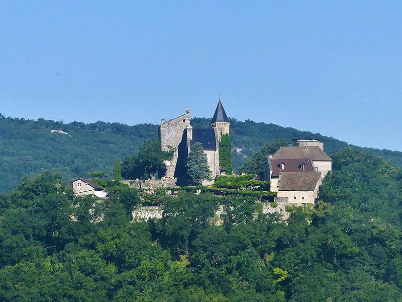Photo du Monument Historique Château de Châtillon situé à Chindrieux