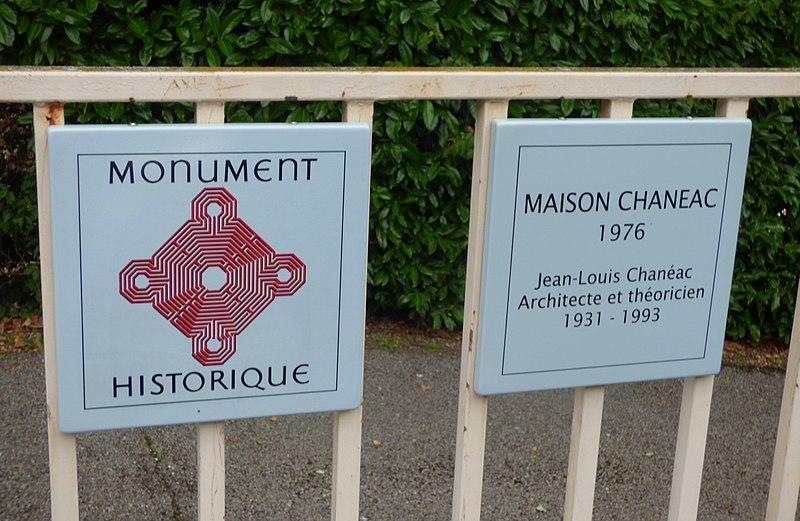 Photo du Monument Historique Maison Chanéac situé à Aix-les-Bains