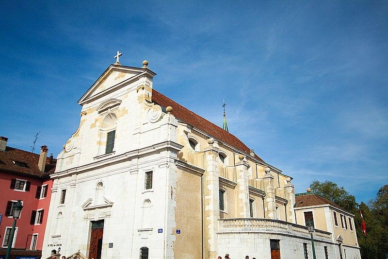 Photo du Monument Historique Eglise Saint-François situé à Annecy