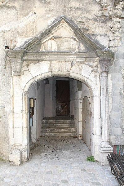 Photo du Monument Historique Hôtel Favre situé à Annecy