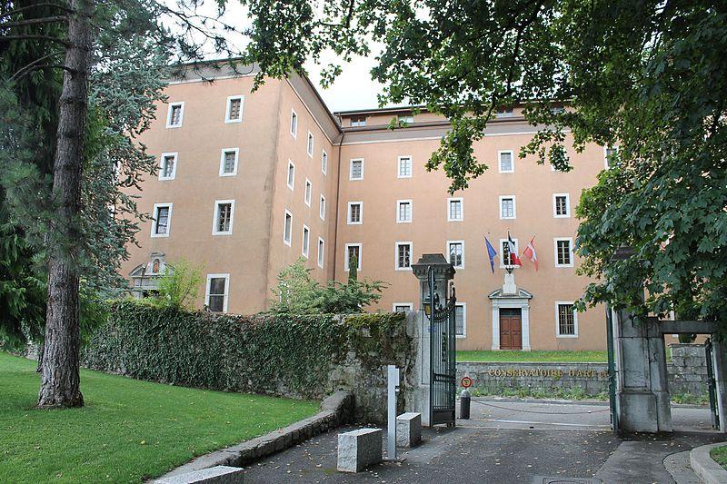 Photo du Monument Historique Séminaire (ancien grand) situé à Annecy