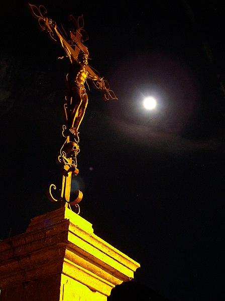 Photo du Monument Historique Croix situé à Bellevaux