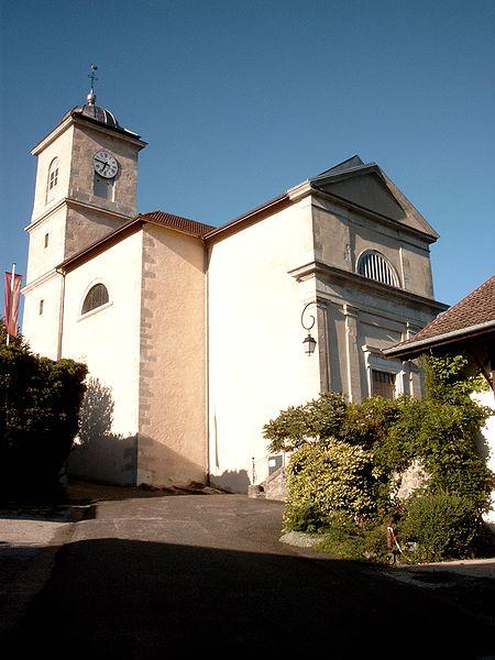 Photo du Monument Historique Eglise paroissiale Saint-Etienne situé à Clermont