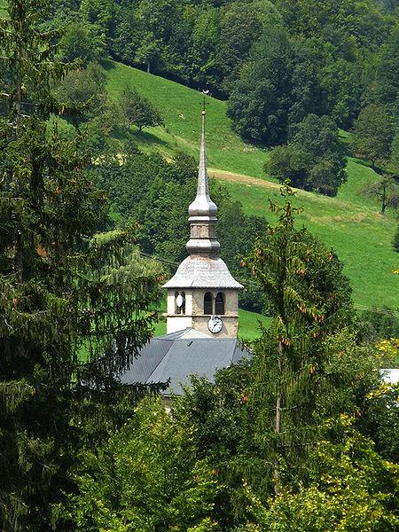 Photo du Monument Historique Eglise Notre-Dame de l'Assomption situé à Cordon