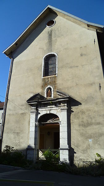 Photo du Monument Historique Couvent des Bernardins situé à La Roche-sur-Foron