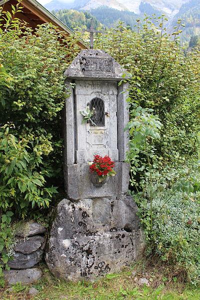 Photo du Monument Historique Oratoire de Maison-Neuve situé à Sixt-Fer-à-Cheval