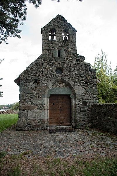 Photo du Monument Historique Chapelle Saint-Etienne de Marin situé à Thonon-les-Bains
