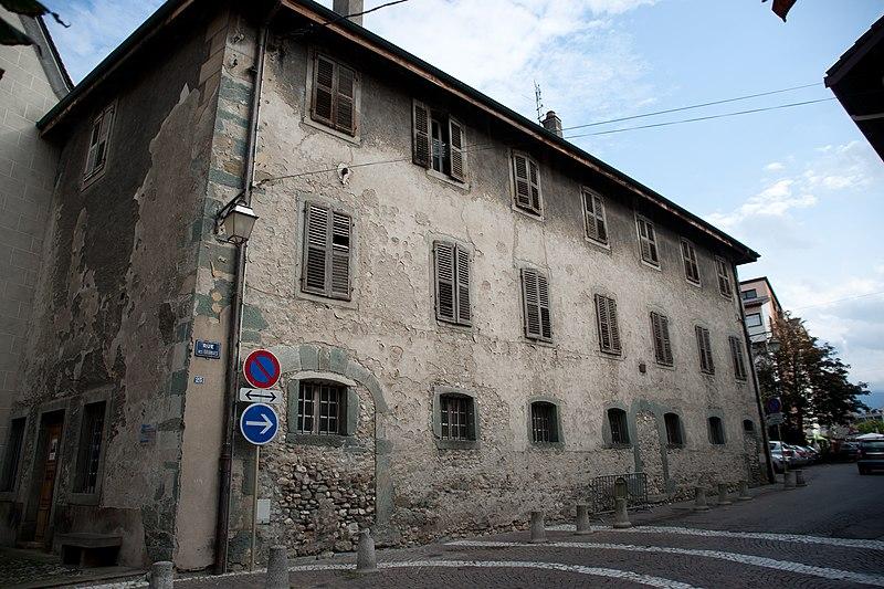 Photo du Monument Historique Couvent de la Visitation situé à Thonon-les-Bains