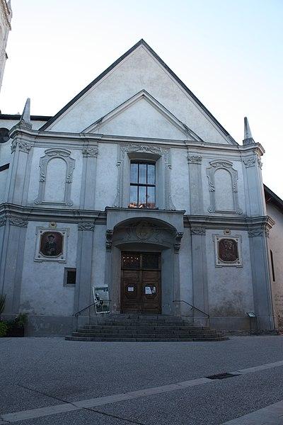 Photo du Monument Historique Eglise Saint-Hippolyte situé à Thonon-les-Bains