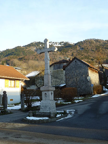 Photo du Monument Historique Croix de chemin situé à Villard