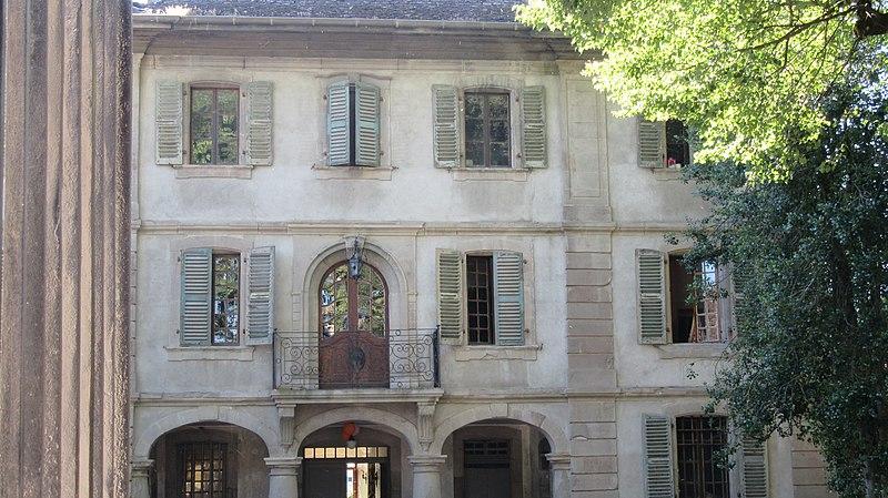 Photo du Monument Historique Manoir Chapuis situé à Douvaine