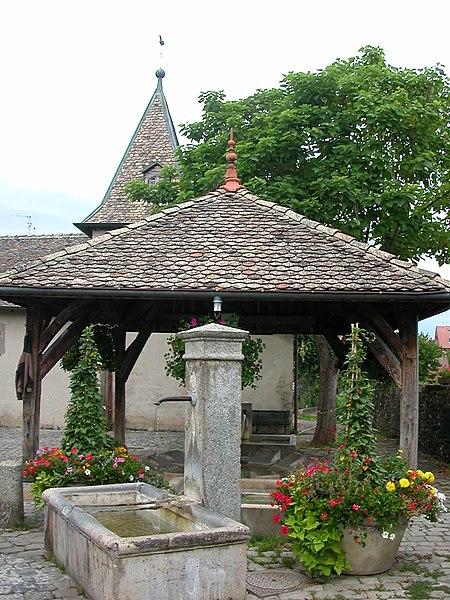 Photo du Monument Historique Chapelle de Concise situé à Thonon-les-Bains