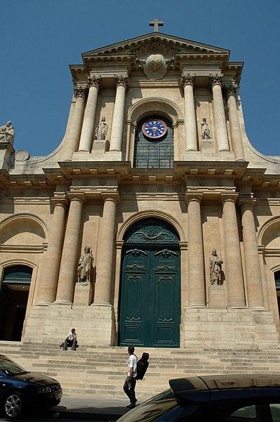 Photo du Monument Historique Eglise Saint-Roch situé à Paris 1er Arrondissement