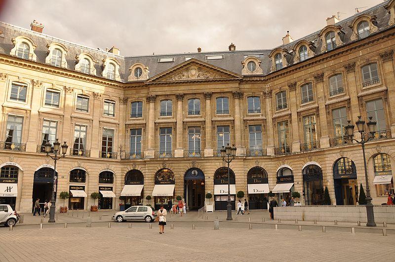 Photo du Monument Historique Ancien hôtel Delpech de Chaunot situé à Paris 1er Arrondissement
