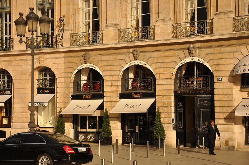 Photo du Monument Historique Ancien hôtel Moufle situé à Paris 1er Arrondissement