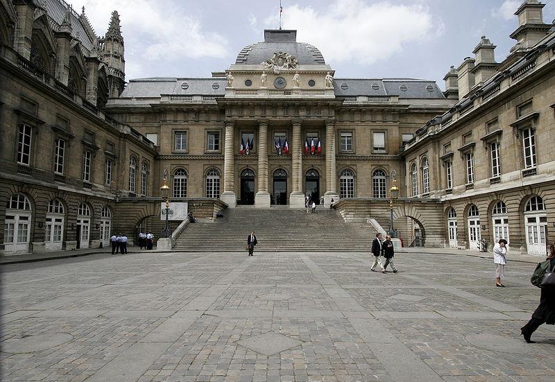 Photo du Monument Historique Palais de Justice ou Conciergerie situé à Paris 1er Arrondissement