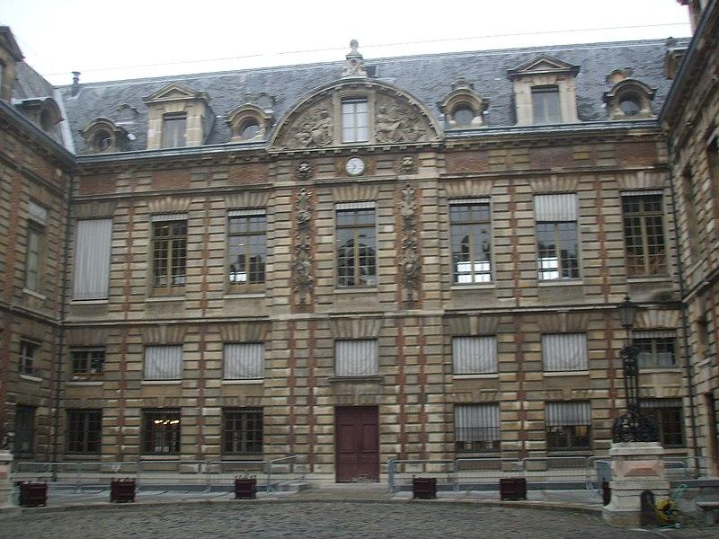 Photo du Monument Historique Bibliothèque Nationale de France situé à Paris 2e Arrondissement
