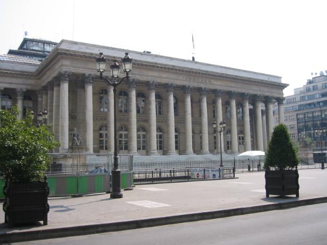 Photo du Monument Historique Bourse situé à Paris 2e Arrondissement