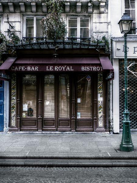 Photo du Monument Historique Café-Bar situé à Paris 2e Arrondissement