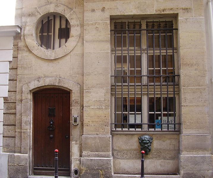 Photo du Monument Historique Fontaine situé à Paris 2e Arrondissement