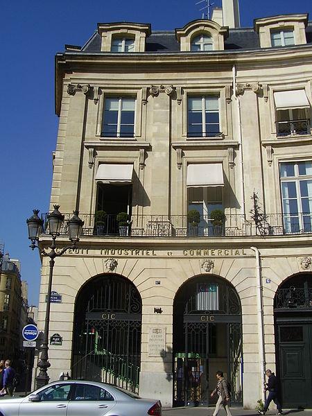 Photo du Monument Historique Ancien hôtel de Metz de Rosnay, ou hôtel de Forceville, ou hôtel Vigier situé à Paris 2e Arrondissement
