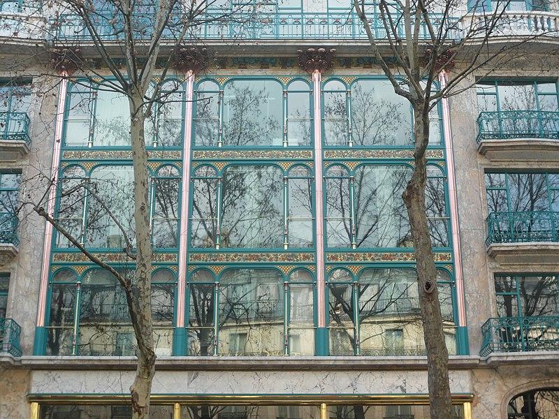 Photo du Monument Historique Anciens magasins de la Samaritaine de Luxe situé à Paris 2e Arrondissement